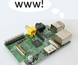 Host your own blog from a $25 Raspberry Pi computer