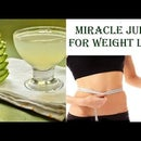 New Magical Juice for Weight Loss - Forget About Belly Fat Now!!