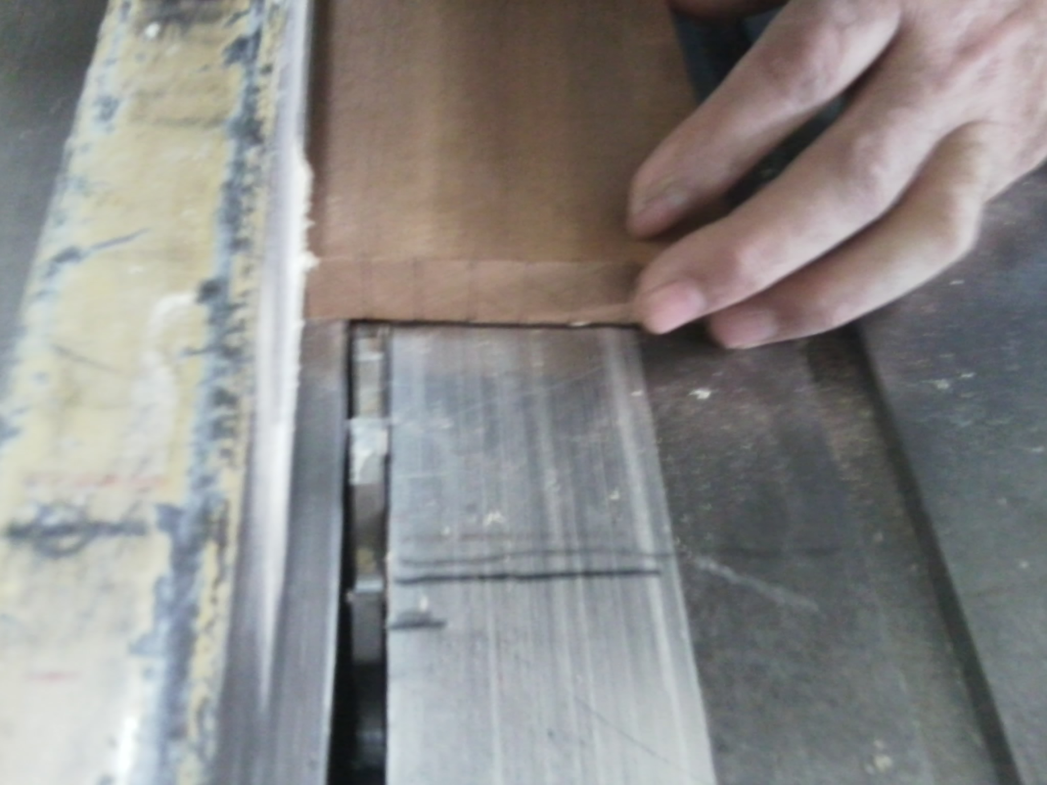 Picture of Preparing the Wooden Pieces