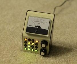 Cwik Clock V1.0 - an Arduino Binary Clock
