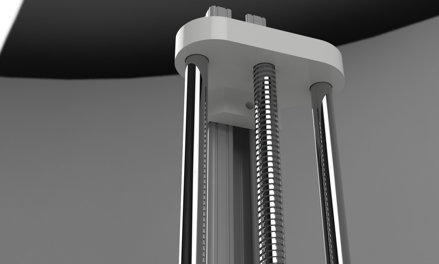 Picture of Linear Screw Double Rail