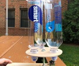 DIY Water Bottle Wind Turbine