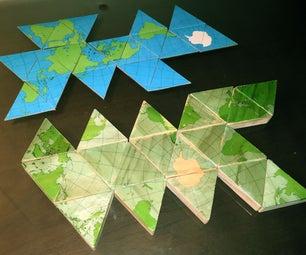 Dymaxion Earth