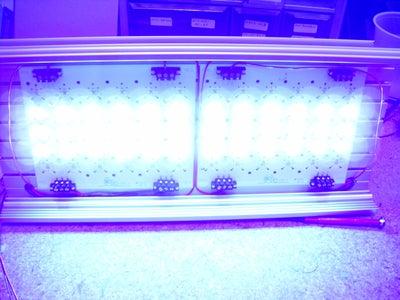 UV LED Exposure Light for Screen Emulsion