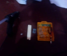 Glue Stick Remuver