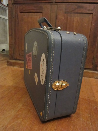 Picture of BookCASE: Travel Bookcase in a Suitcase!
