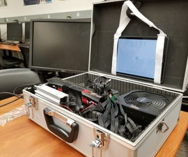 Custom Briefcase PC