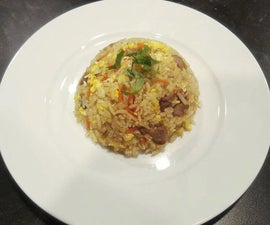 How to Make Com Chien (Fried Rice)