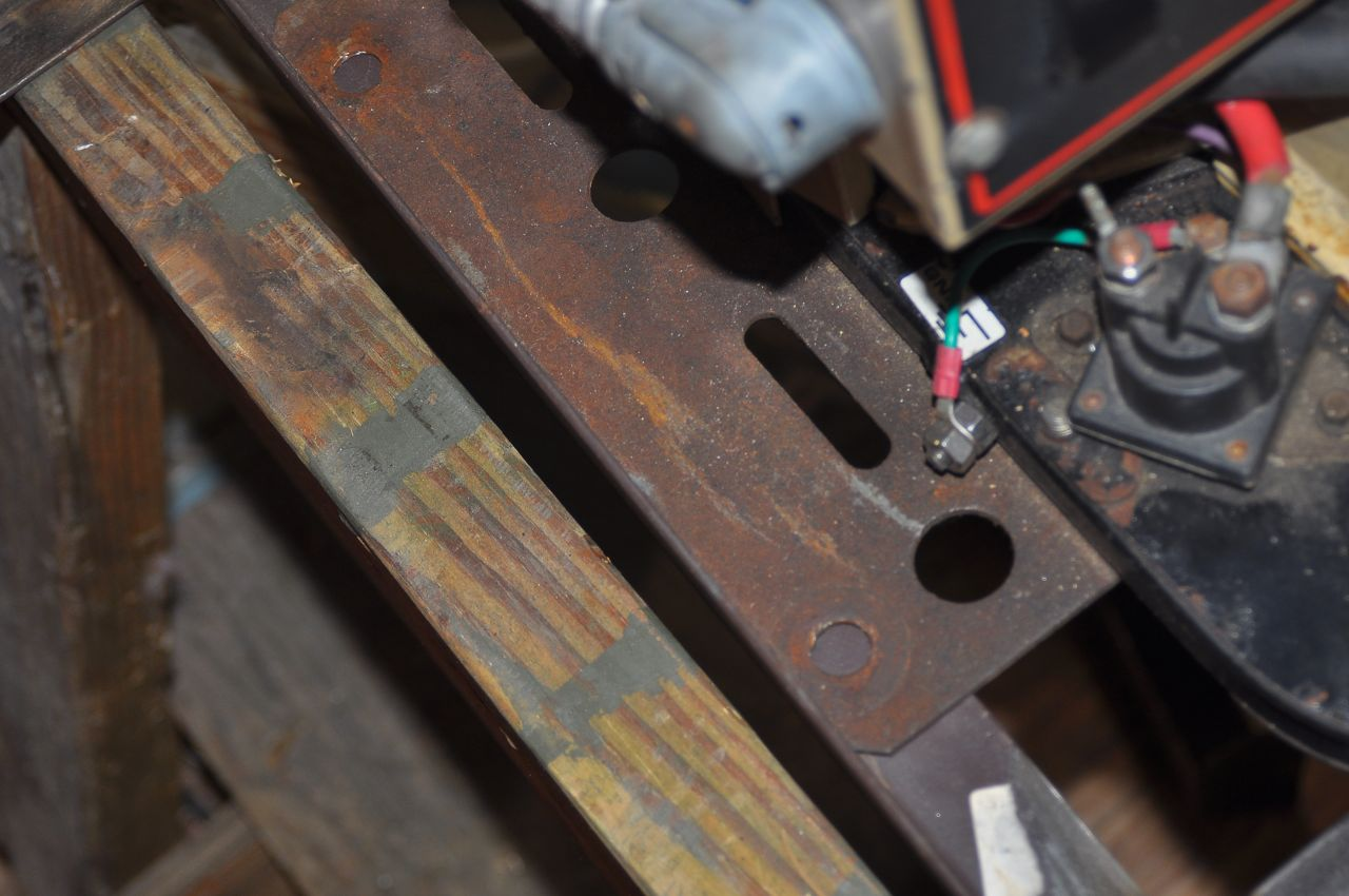 Picture of Mounting Bracket