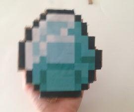 Paper Minecraft Items
