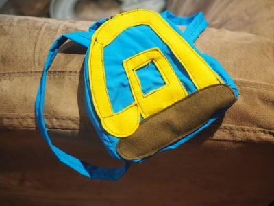 Design and Make Custom Kids Backpack