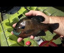 Fishing: Make a Drop Shot Rig for Panfish