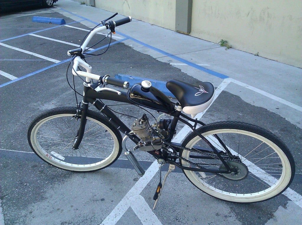Motorized Bicycle Assembly Overview 9 Steps With Pictures