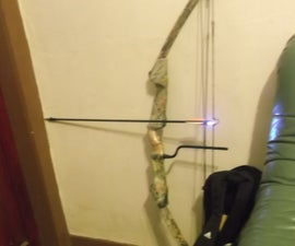 How to make a simple light up nock for hunting (Tutorial)