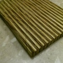 Endgrain Plywood Cutting Board
