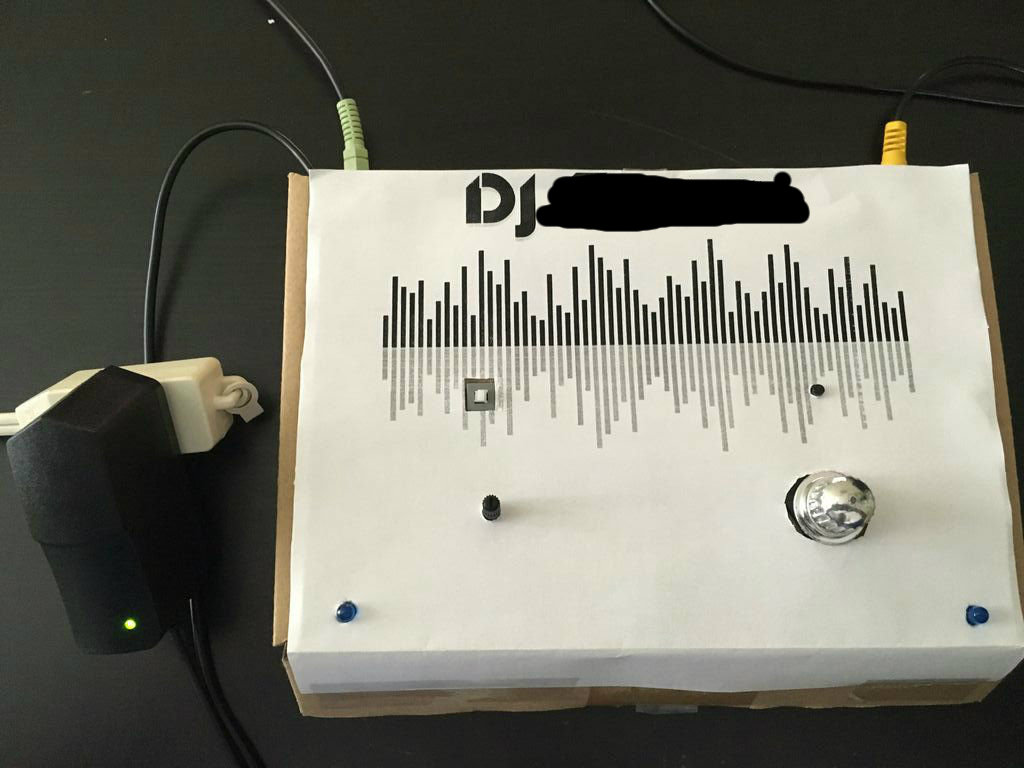 Picture of Add Sound Reactive LEDs (Optional)