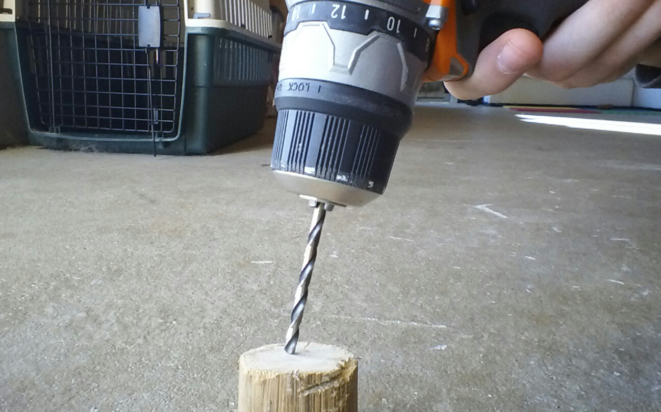 Picture of Drill the Holes