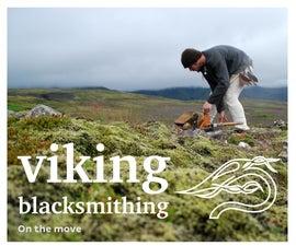 Viking Blacksmithing on the Move