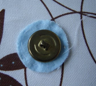 Covered Button