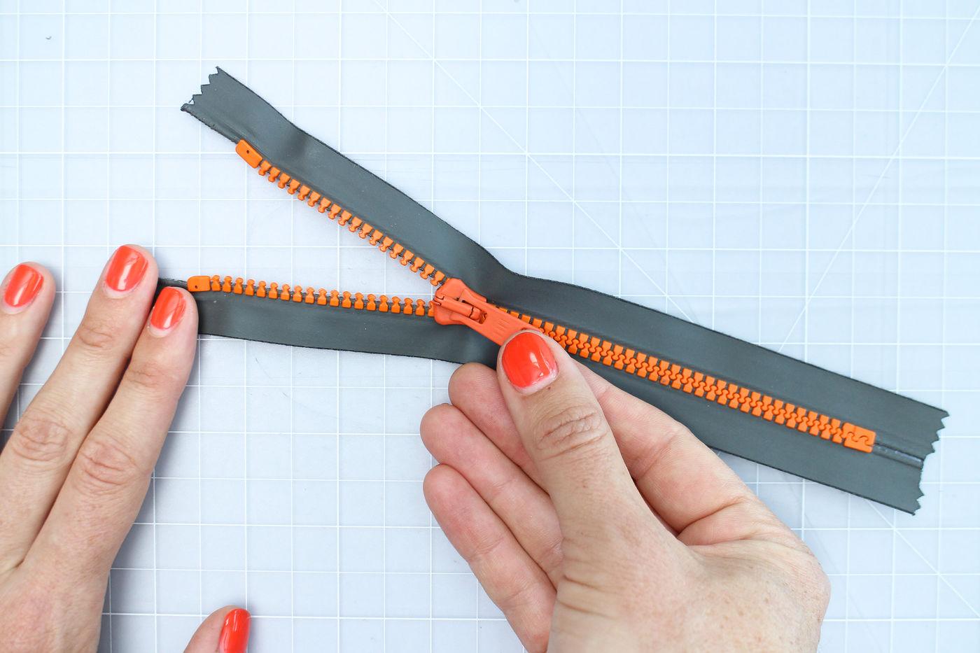 Anatomy of a Zipper