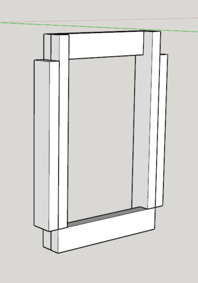 Picture of Frame (attaching All)