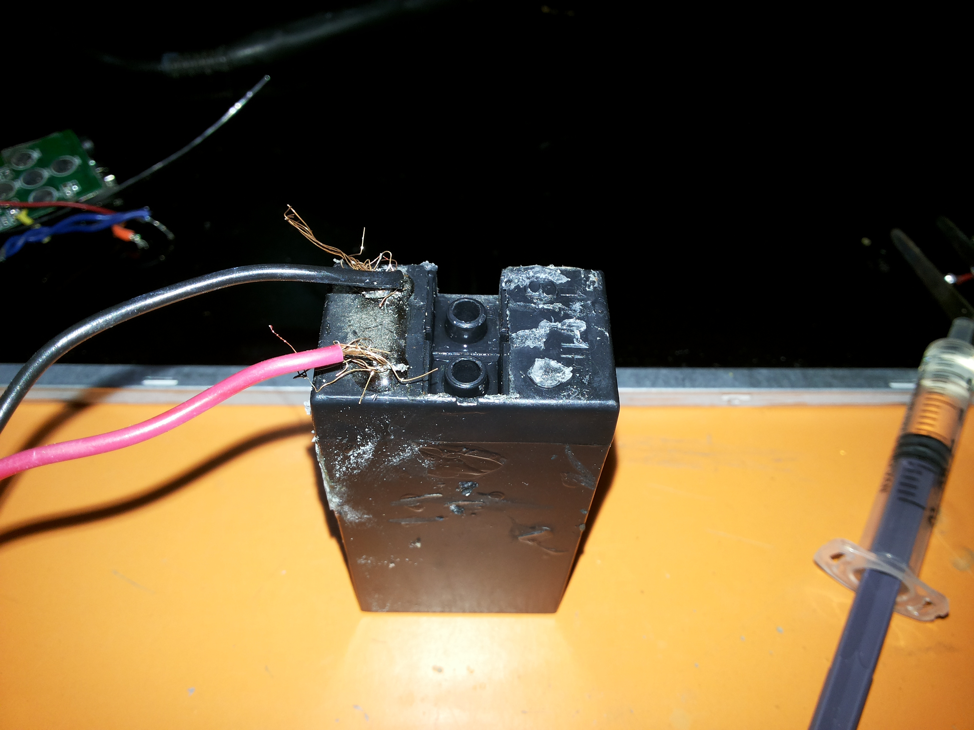Picture of Get a Dead Battery and ....... Recover It !