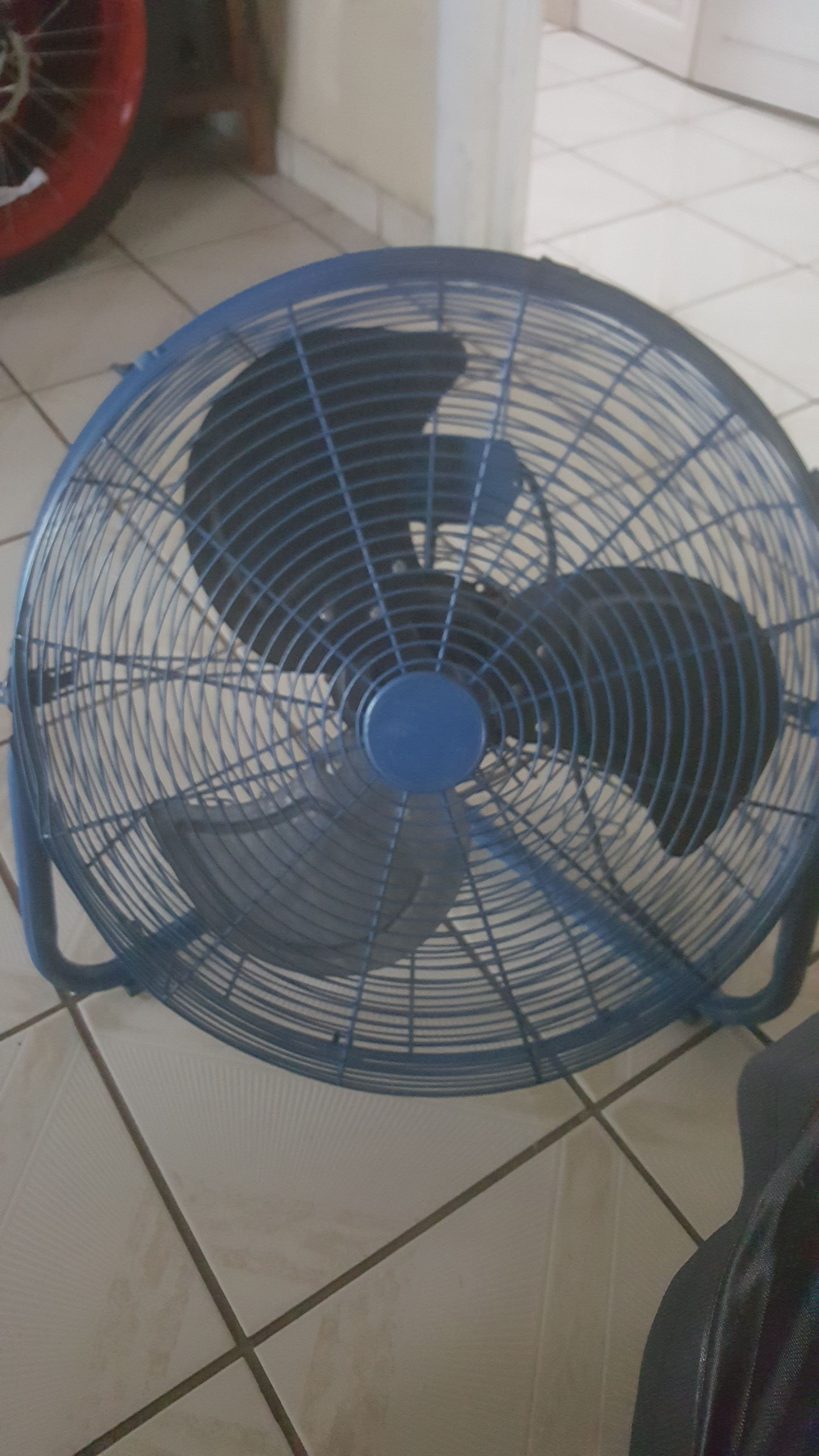 Picture of Fix a Fan. Can't Be Fanless in Florida!! Specially After Hurricane Irma.