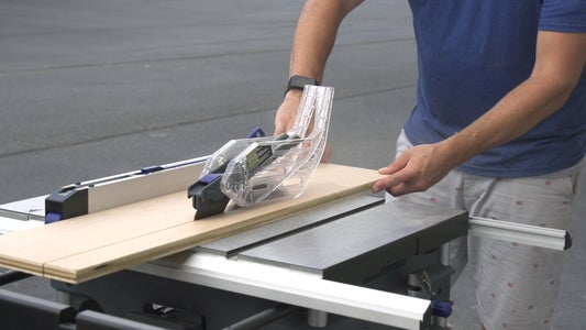 Table Saws Work Just Like Miter Saws