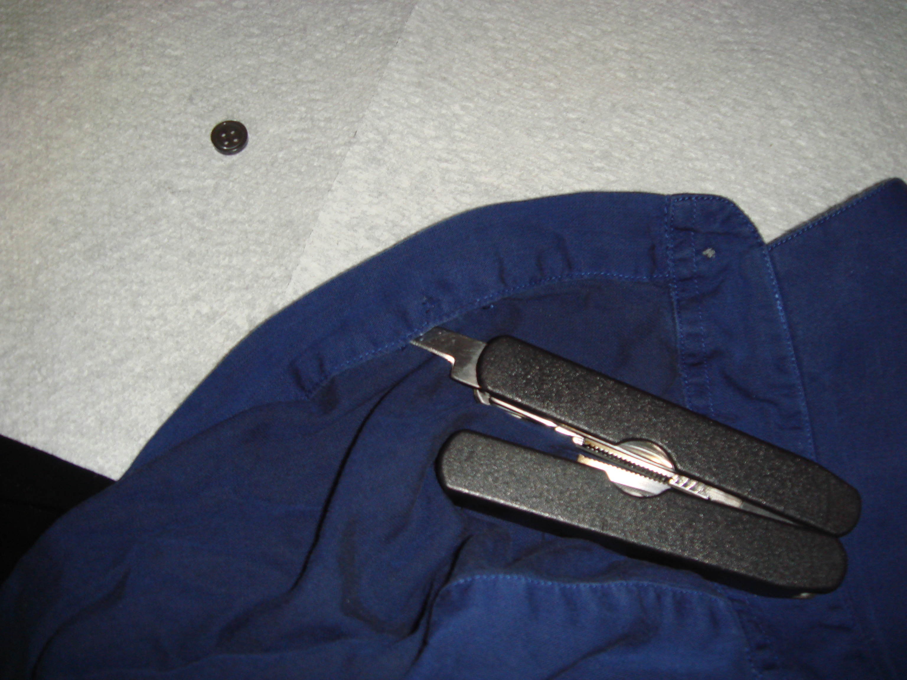 Picture of Prepare the Shirt