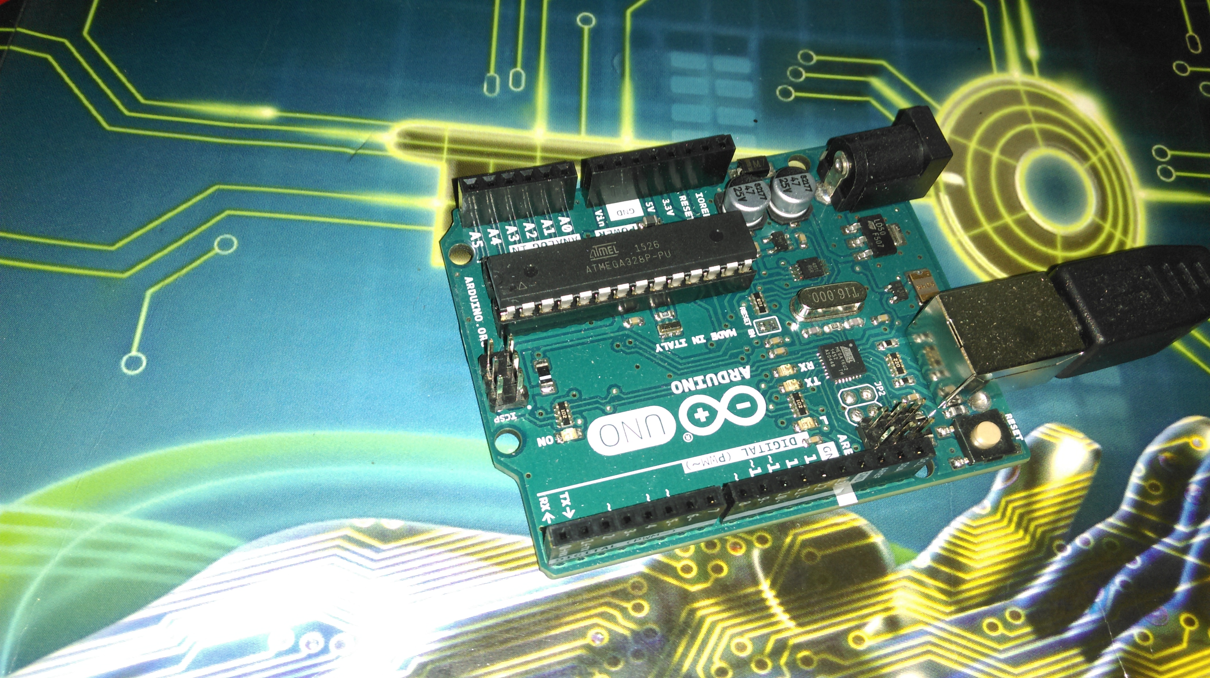 Picture of What Is the Difference Between Core AVR & Arduino