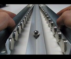 SMOT Magnetic accelerator