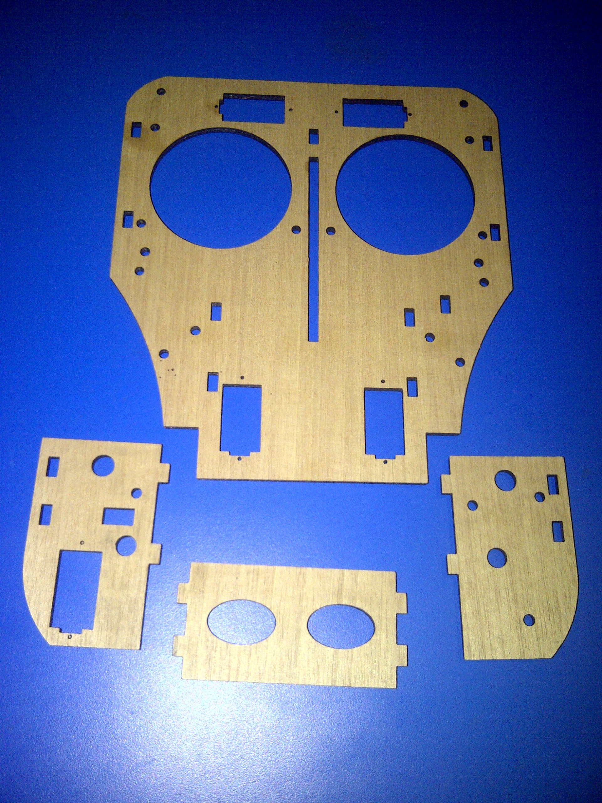 Picture of Assemble Eyelid Box.