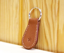 How to Make a Key Ring Tags
