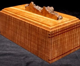 How to Make a Simple Jewellery Box
