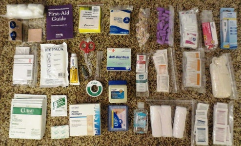 All First Aid and Hygiene Needs