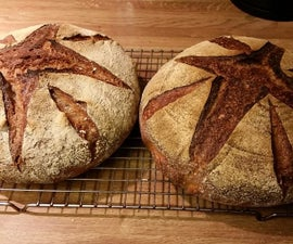 The Science of Sourdough Bread... and Butter