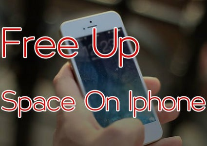 Free Up Space From Your IOS Device