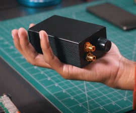 DIY 200 Watt Portable Amplifier