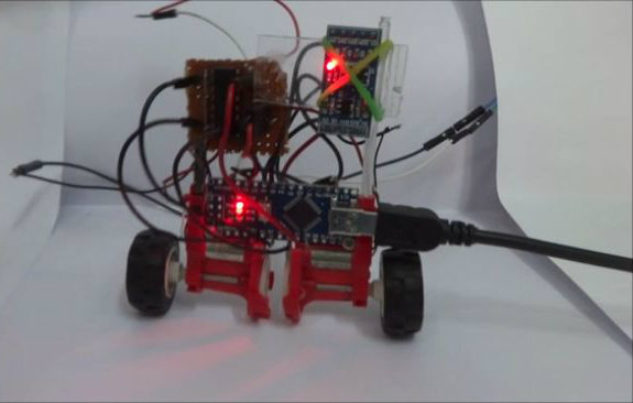 Picture of Arduino Nano Segway