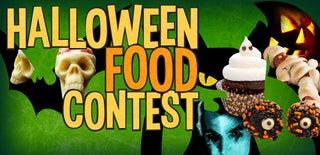 Halloween Food Contest 2015