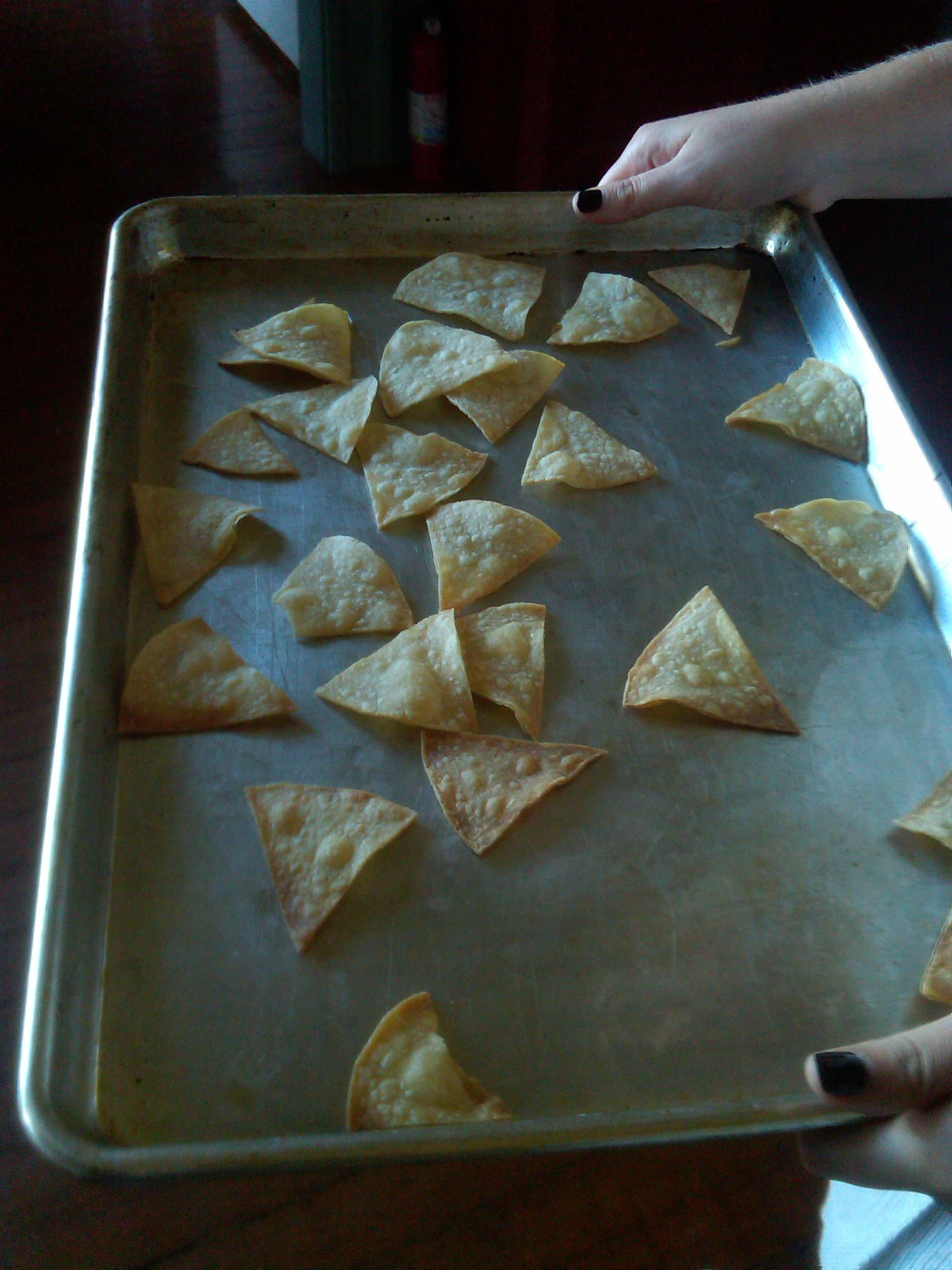 Picture of Tortilla Chips