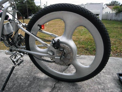 Remove the Wheel Off Your Bike