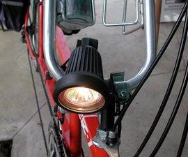 Malibu bike light