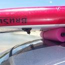 Standup Paddleboard Car Roof Rack