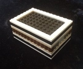 How to make Lego puzzle box No. 2 'Block'