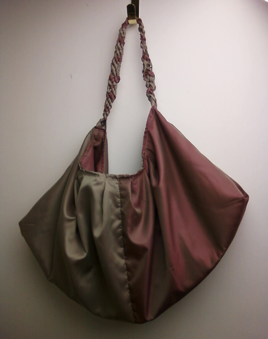 Picture of Large Reversible Over the Shoulder Bag