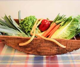 Harvest Basket (Garden Trug)
