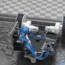 rf controlled robo car