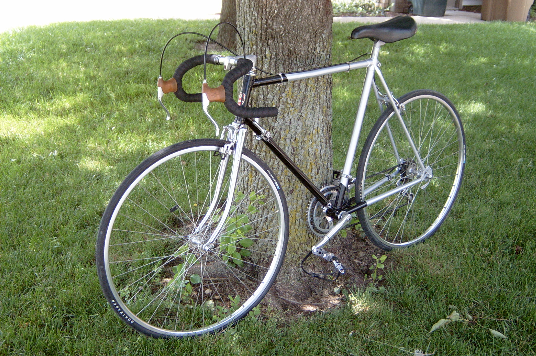 Picture of Repainting an Old Bicycle