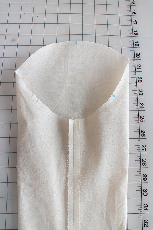 Picture of Sew Body and Sleeve